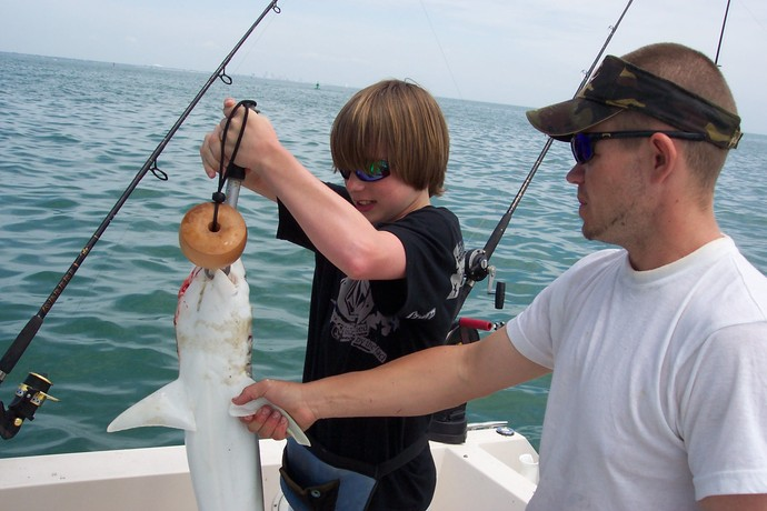 saint pete,fishing charters,clearwater